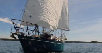 sailing ship fareata